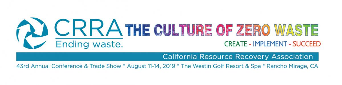 Conference | California Resource Recovery Association (CRRA)